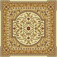 Ковер FLOARE-CARPET шерстяной Floare ERMITAGE 265-1659 КВАДРАТ
